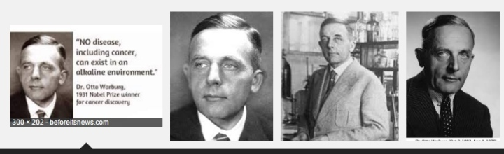 Otto Warburg Nobel Prize Winner